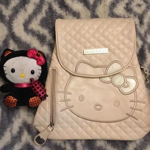 LIMITED EDITION HELLO KITTY BACKPACK